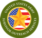 Army Survivor Outreach Services logo