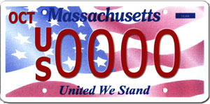 United_We_Stand_MA_License_Plate