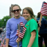 Volunteer to help plant 37,000 flags on Boston Common